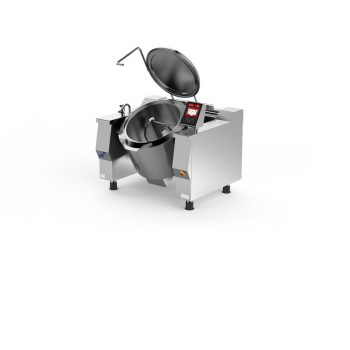 CUCIMAX – Braising pan with mixer