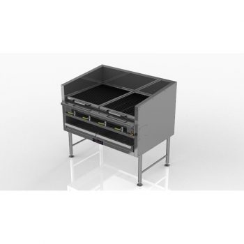 ELECTRIC AND GAS GRILLERS
