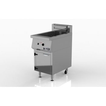 Fryer – 2X10L Electric with Thermostat Control