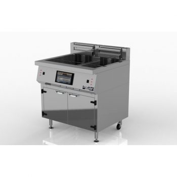 Fryer – 2X20L Electric with Fastron Controller