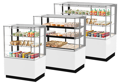 NEW MODULAR CONVENIENCE COUNTER