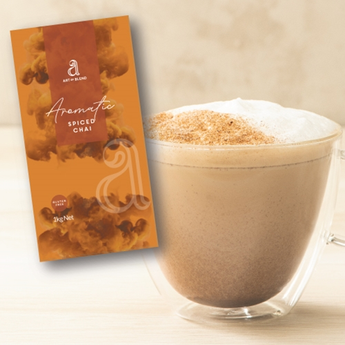 AROMATIC SPICED CHAI IMAGE