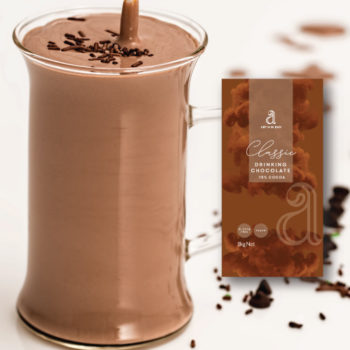 CLASSIC DRINKING CHOCOLATE – THE ART OF BLEND