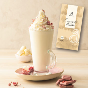 EXQUISITE WHITE CHOCOLATE – THE ART OF BLEND