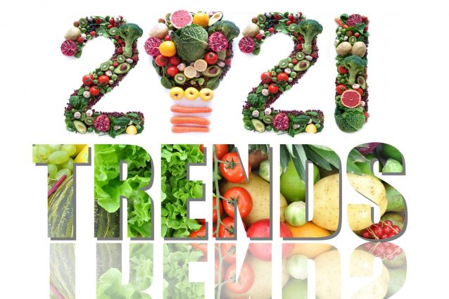 FOOD TRENDS 2021 - Looking At Food Trends For 2021 - FoodServ